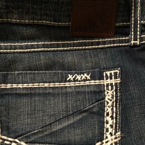 Jeans never worn